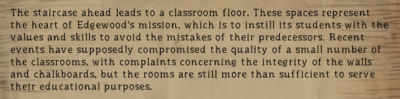 Classroom lore
