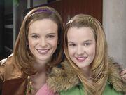 Aubrey and rebecca