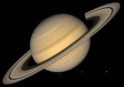 Saturn-planet
