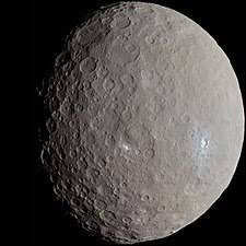 Ceres-planet