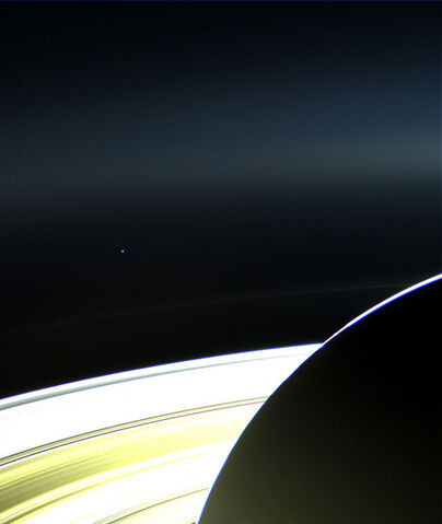 File:Earth from saturn.jpg