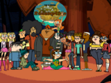 Total Drama Redemption