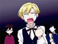 Tamaki being dramatic again