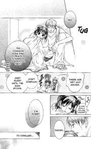 Ch 20 Hikaru Comforts Haruhi