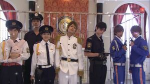 Ouran cops
