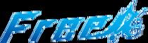 Free anime wordmark