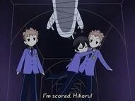 Haruscared
