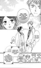 Kaoru Fakes Cold