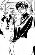 Kyouya . mori and honey chapter 11