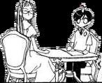 Haruhi and Ayame
