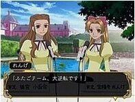 Sayuri and renge