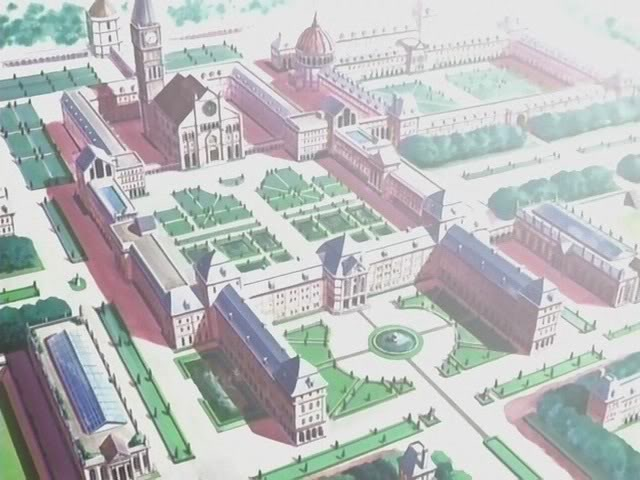 Image result for ouran high school building