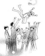 Haruhi and tamaki's marriage