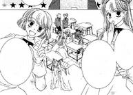 Momoka and kurakano