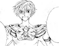 Tamaki with crab