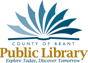 County of Brant Public Library logo