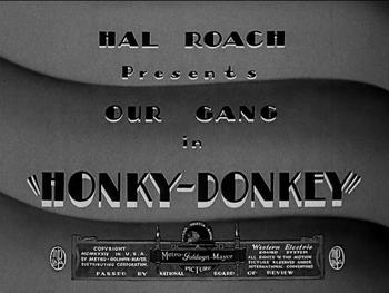 Honkydonkey