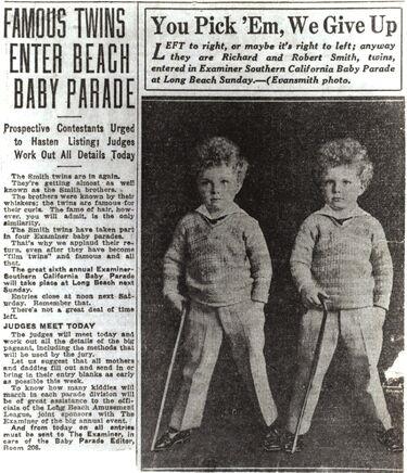 Examiner So Cal Baby Parade
