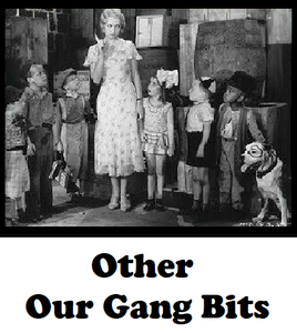 Other Our Gang Bits