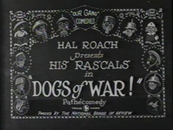 Dogs of War tc