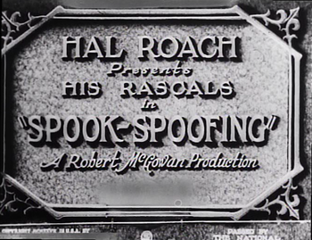 Spookspoofing