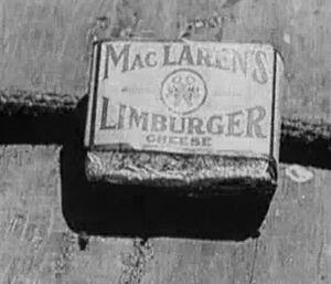 MacLaren's Limburger Cheese