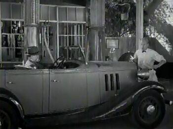 Bill's Garage
