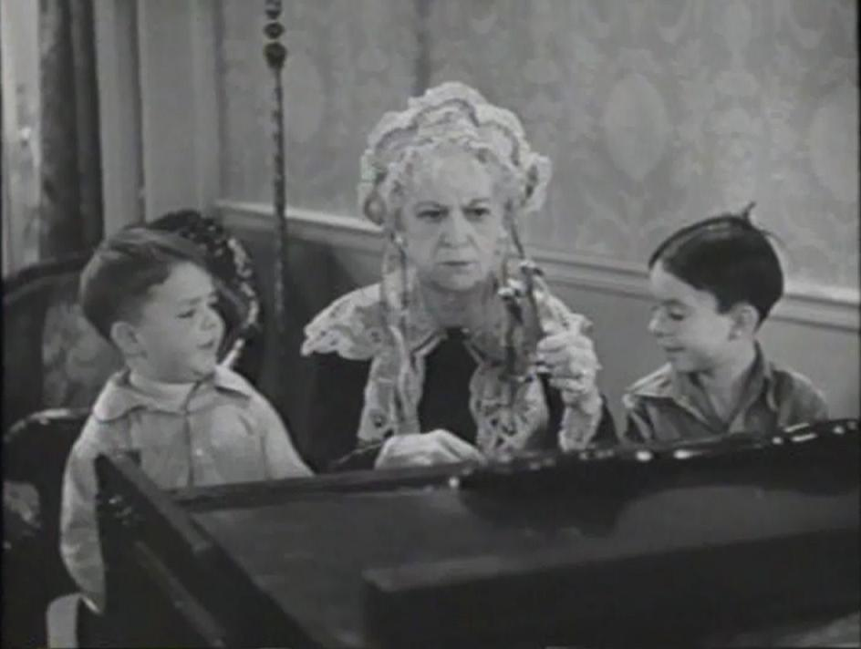 Image result for the little rascals grandma