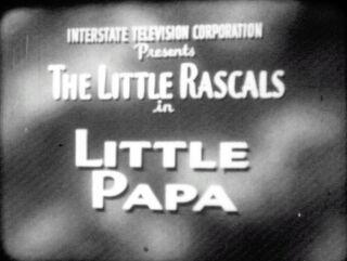 Littlepapa interstate