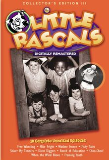 Little Rascals Collector's Edition III