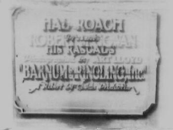 Barnum and ringling inc tc