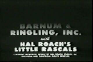 Barnum&Ringling,Inc. 1928