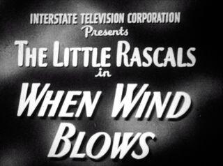 Whenwindblow interstate