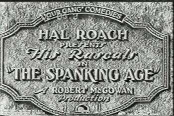 TheSpankingAge 1928