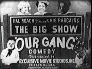 The Big Show 1923