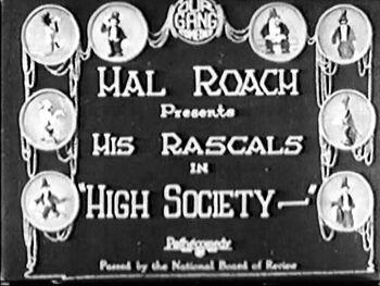 High society tc