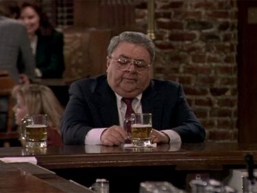 Spanky on cheers