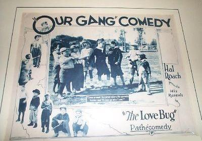 The Love Bug lobby card