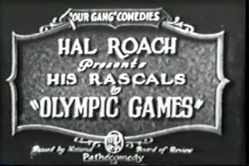Olympic Games 1927