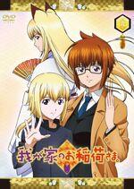 Volume 9 DVD JP