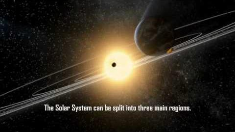 The Solar System A Brief Glance
