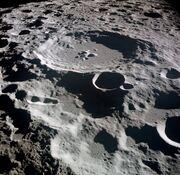 Lunar crater Daedalus