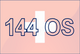 144os