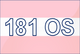181os