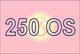 250os