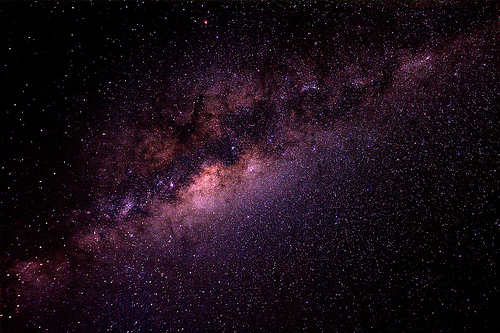 Patience II - The Milky Way (Explored -3)