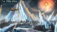 Nomad landed on a rocky planet (3)