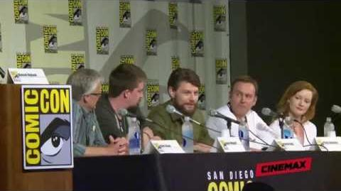 Outcast Season 1 Comic Con Recap (Cinemax)
