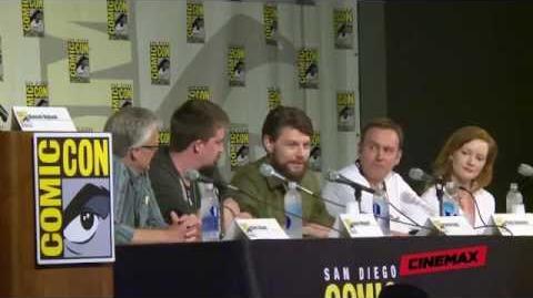 Outcast Season 1 Comic Con Recap (Cinemax)
