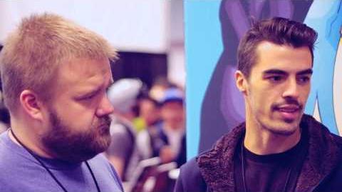 The Walking Dead Creator Robert Kirkman and Paul Azaceta About New Comic Outcast